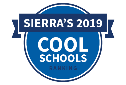 Sierra Club Cool Schools 2019