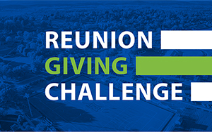 Reunion Giving Challenge