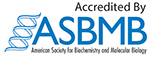 accredited by the American Society of Biochemistry and Molecular Biology
