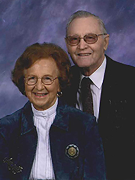 Norm and Alice Rittenhouse