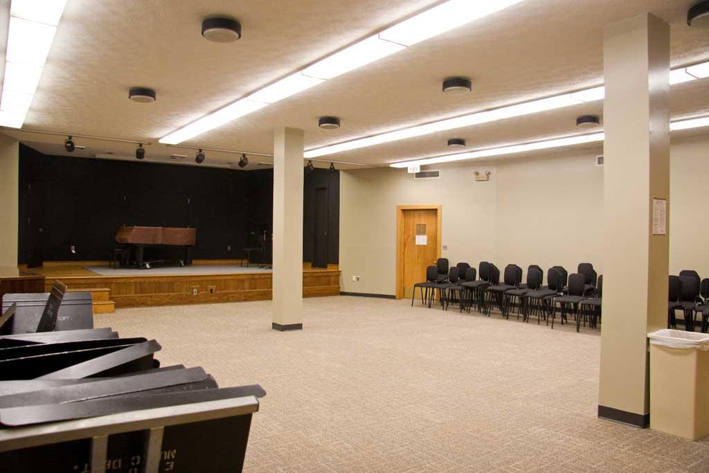Lehman Auditorium