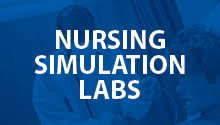 Nursing Simulation Lab graphic