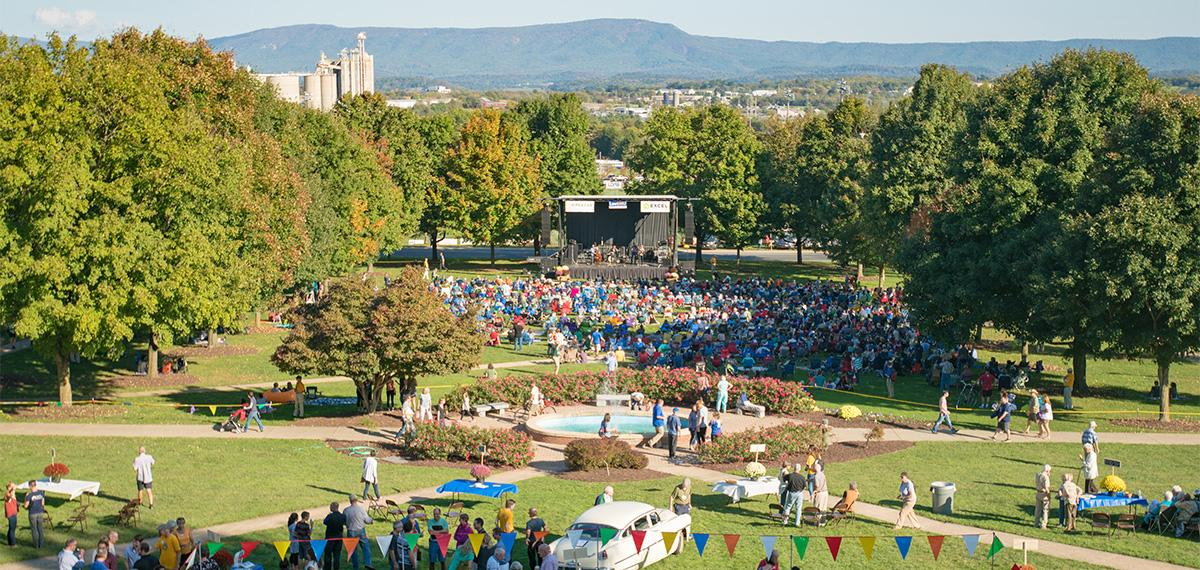 Centennial Homecoming and Family Weekend