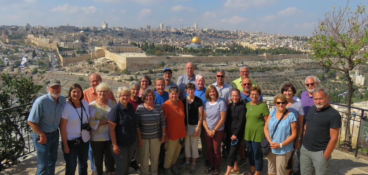 Alumni and Friends Cross-Cultural Tours