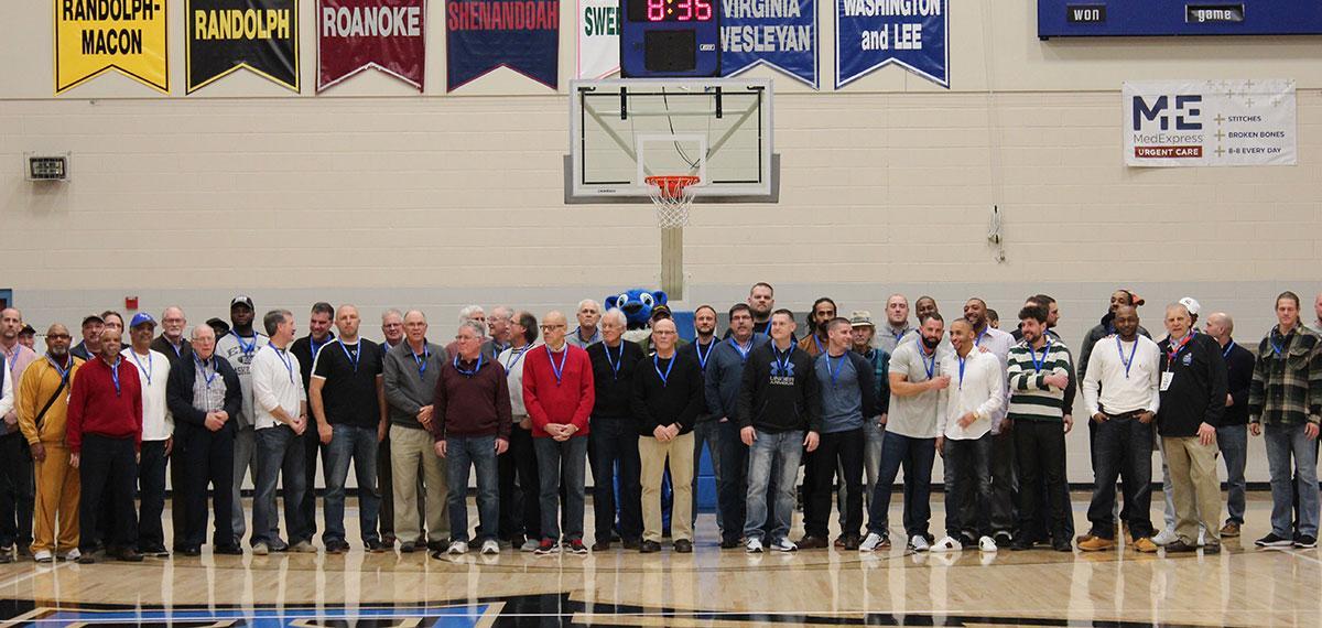 Men's Basketball Alumni Reception