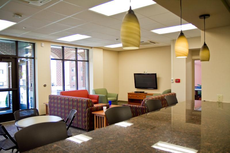 Elmwood Main Lounge