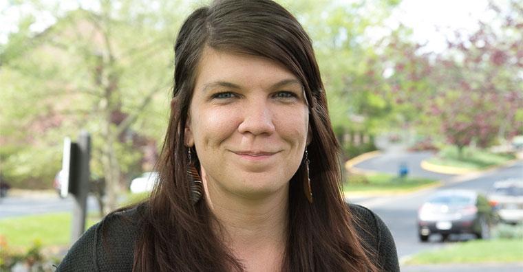 Caitlin Henson, BA-MA Alumna