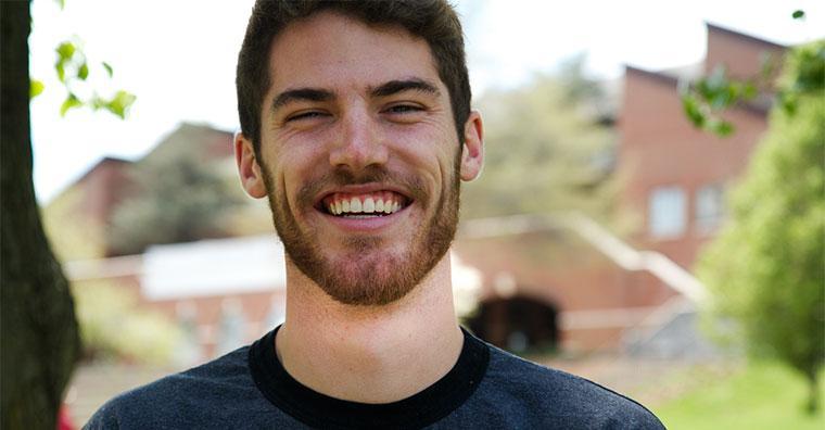 Aaron Erb, BA-MA Alumnus