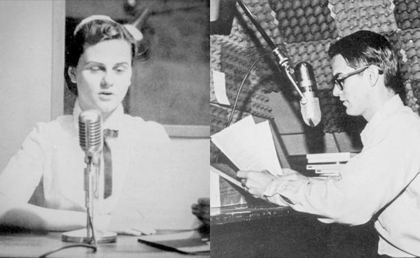 WEMC- Radio station founded 1954
