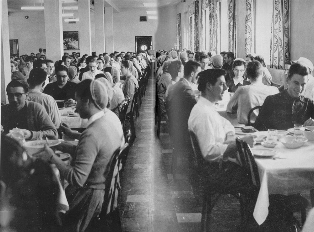 Dining at EMU 1917-1970