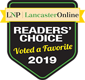 Reader's Choice Award, Lancaster newspapers