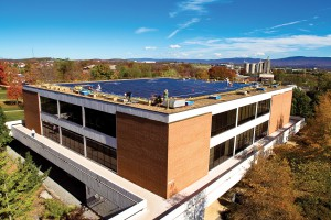Hartzler Library Solar Array