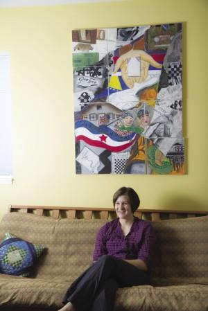 Christine Baer '14