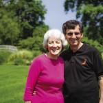 mim '74 & nate yoder // Harrisonburg VA // Nurse & seminary professor