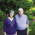 Naomi '62 & walter dublanica // Birdsboro PA // Retirement community chaplain, retired physician & retired electrical engineer, retired computer scientist