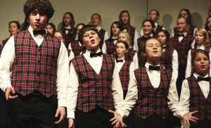 The Shenandoah Valley Children's Choir gained a new director,  Janet Hostetter '87, after a careful sifting of dozens of applicants.