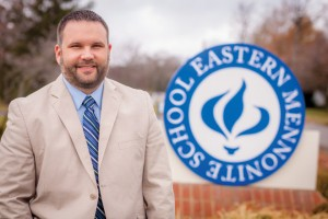 Mike Stoltzfus '98 moved from the business sector to Eastern Mennonite School in 2008.