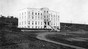 original admin building