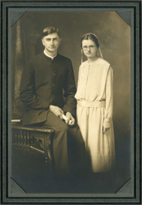 Jacob and Lucy Shenk