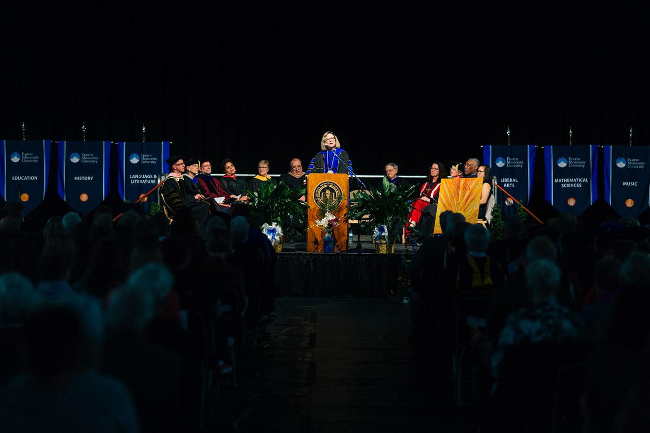 Inauguration of Dr. Susan Schultz Huxman