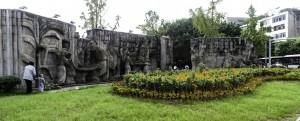 Beihu Park, downtown Nanchong  -Jonathan Drescher-Lehman