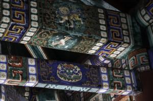 Traditional pagoda eaves in Beijing  -Jonathan Drescher-Lehman