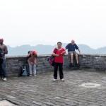 On the Great Wall Photo by Jonathan Drescher-Lehman