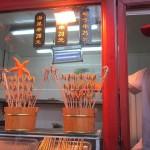 Food vendor in Beijing Photo: Emma King