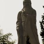 Laozi at Laoguantai