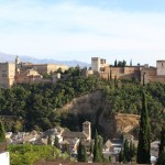 The Alhambra in Granada, Spain. Photo by: Taylor Waidelich