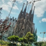 La Sagrada Familia Barcelona, Spain Photo by: Josh Sauder