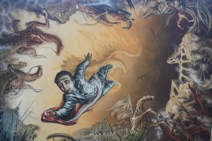 Rivera mural