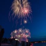 Fireworks, Photo - J. Bush