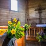 Rumsiskes church, Photo - J. Bush