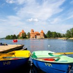 Trakai Castle, Photo - M. Wilson