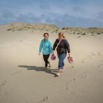 Dunes walk, Photo - C. Schlabach