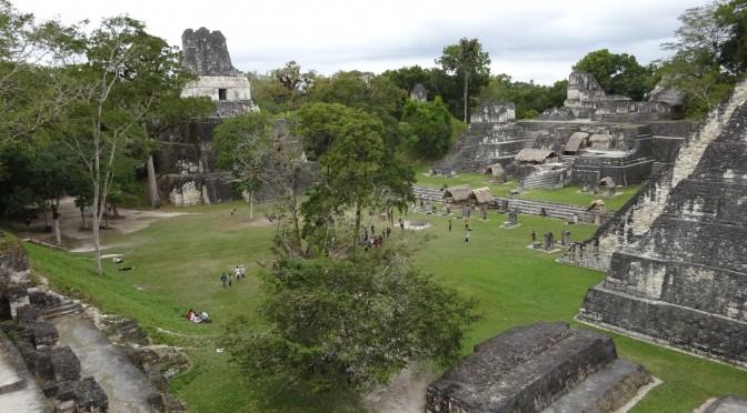 Tikal 2015