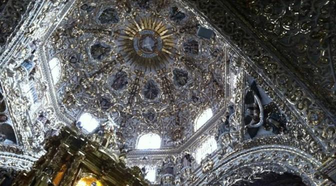 1.06.15 La Capilla del Rosario, Puebla