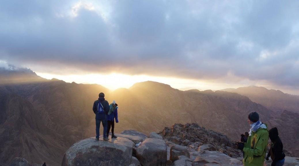 Sinai panorama