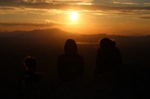 AZ sunset