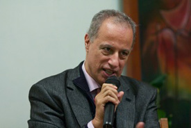 Driss Alaoui- Mdaghri, a prominent civil society leader who has held four different cabinet positions in the government of Morocco