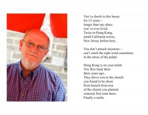 Henry poem and photo emu
