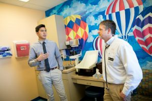 Do I really want to be a doctor?' EMU's semester-long practicum may