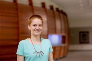 Emory grad student Nicole Groff '14 talks public health