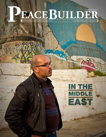 Peacebuilder Fall - Winter 2012
