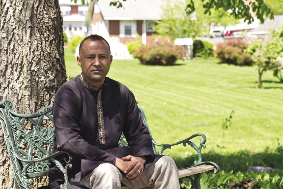 Abou Ag Ahiyoya, MA '12, is intimately familiar with the dynamics of the current violent conflict in Mali, both because it is his home country and because he has held high-level police positions in that country, as well as in Darfur (the latter with the UN's African Mission).