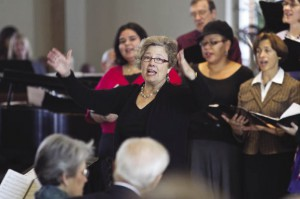Those Famous Mennonite Harmonies – Crossroads Online