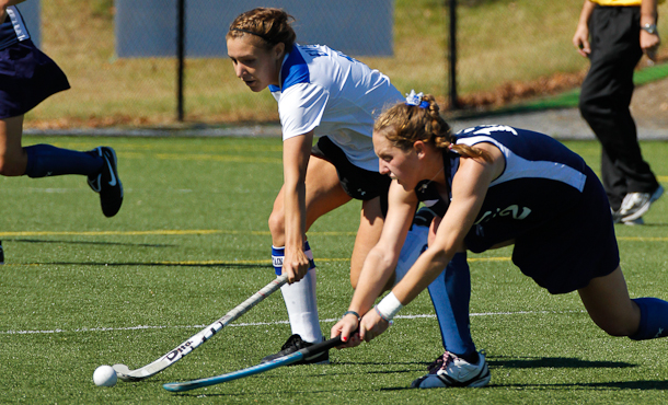 EMU Field Hockey Senior Co-Caption Hailee Rittle