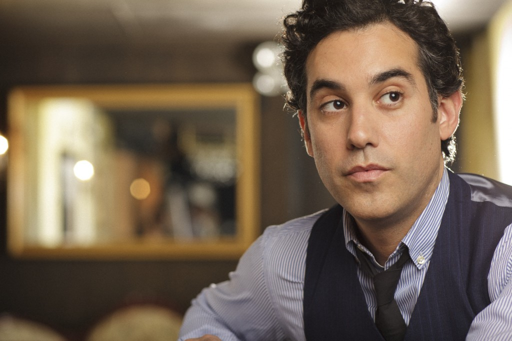 "Joshua Radin will bring his ""The Rock and the Tide"" tour to EMU's Lehman Auditorium February 13."