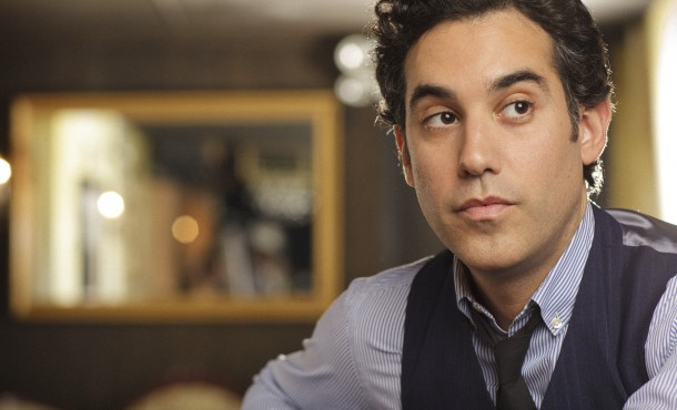 "Joshua Radin will bring his ""The Rock and the Tide"" tour to EMU's Lehman Auditorium Feb"